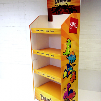 POS-POP Displays - Dino'z