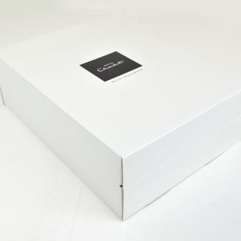 Die cut and printed boxes.1