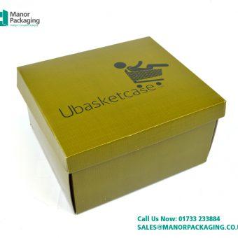 Printed boxes ubasketcase